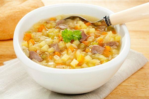 Scotch broth | Soup ☆ Salad ☆ Crock Pot Recipes | Pinterest