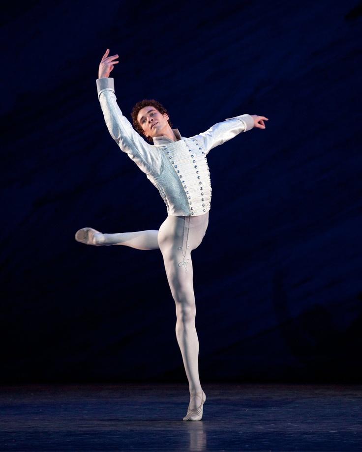 An Interview American Ballet Theatre Dancer: Cory Stearns