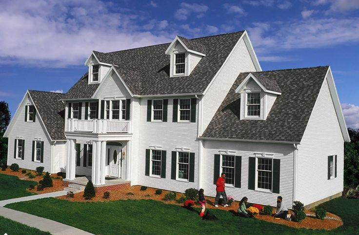 Awesome All American Dream Homes Pictures House Plans