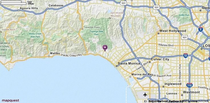California Map Mapquest Images Related Keywords Suggestions - Mapquest oceanside ca