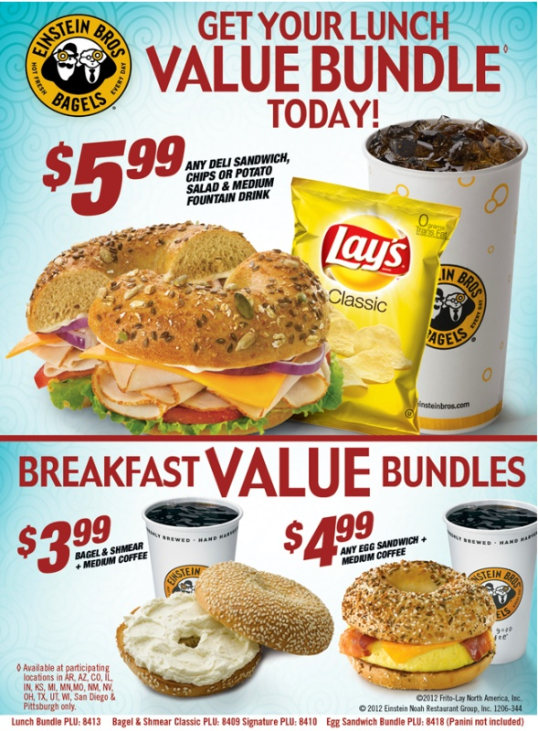 Einstein bagels coupons : Go daddy promotion