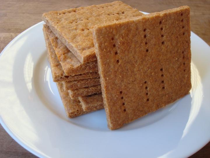 Gluten Free Graham Crackers | The Food I Eat | Pinterest