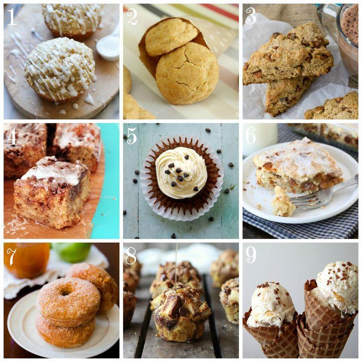Simple Cinnamon Dessert Recipes • CakeJournal.com