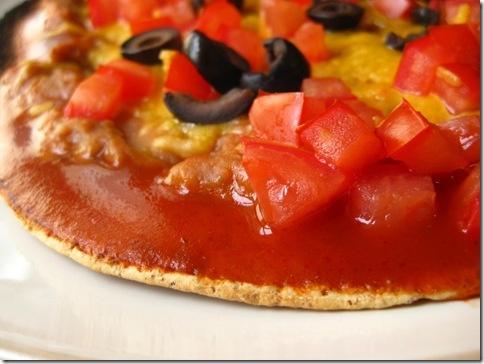 Enchilada Pizza | Recipes ~ Pizzas | Pinterest