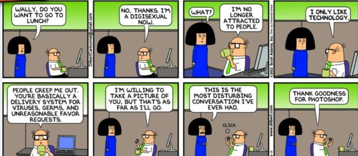 The best dilbert comic in ages dilbert pinterest