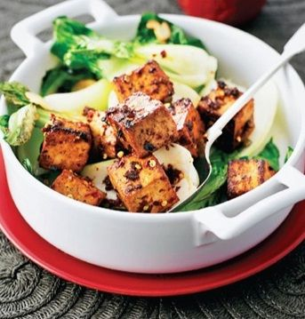 Sweet Gingery Tofu Recipes — Dishmaps