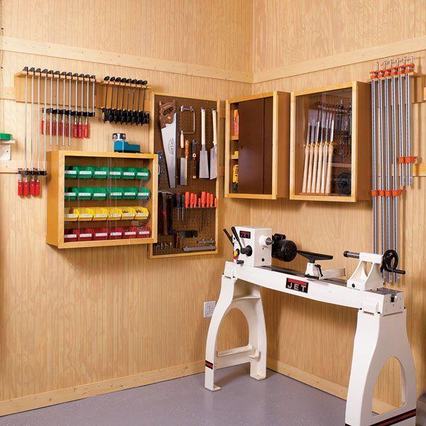 Tool storage ideas az diy guys projects power tool storage 2 html