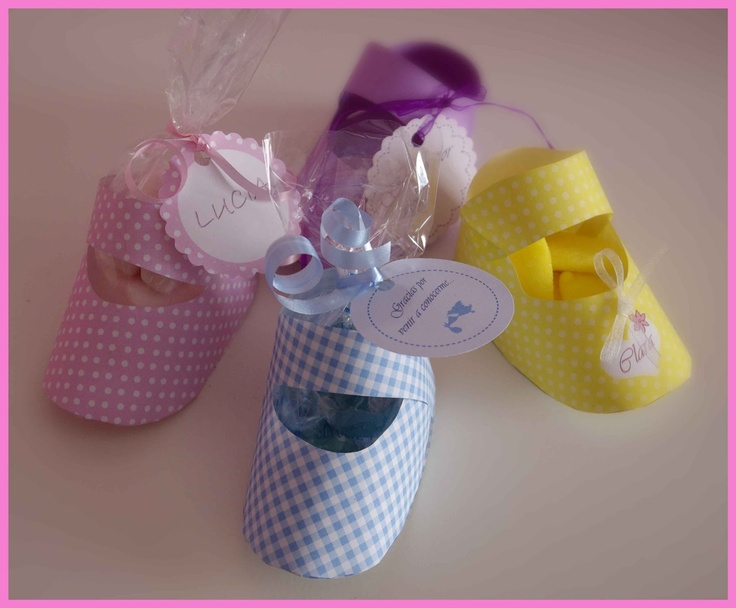 Idea para souvenir/decoración de Nacimientos, Baby Shower o Bautizos. | Hazlo Especial