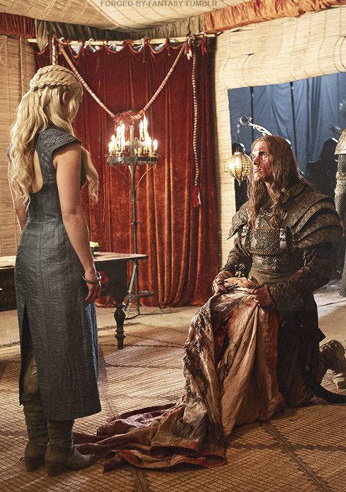 my queen   Daario ...
