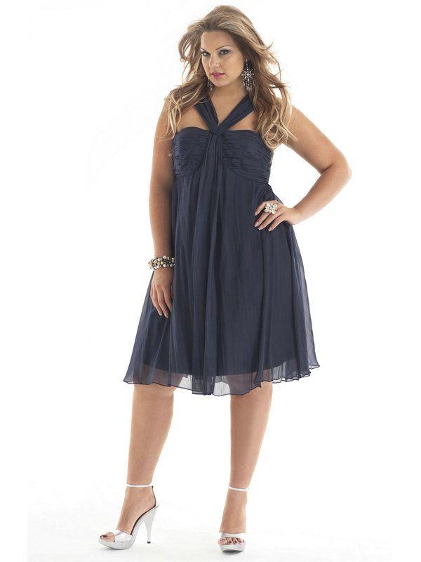 Plus Size Stylish Clothing Cheap - Holiday Dresses