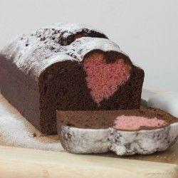 Hidden Chocolate Cake ...... Sooooooo Y a m m y