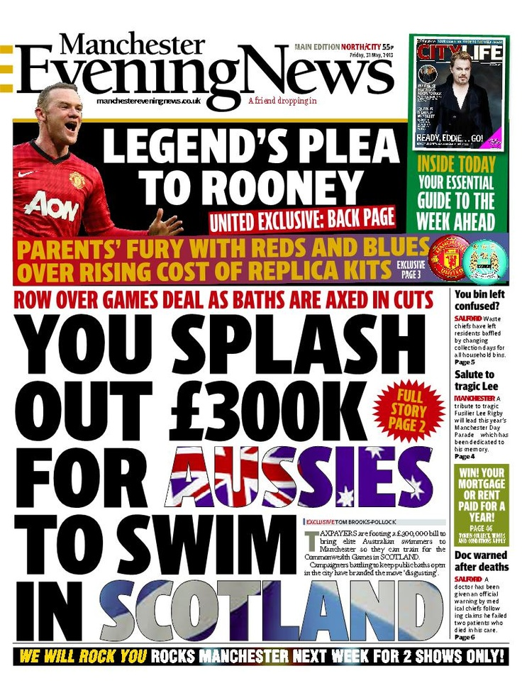 manchester evening news on man utd
