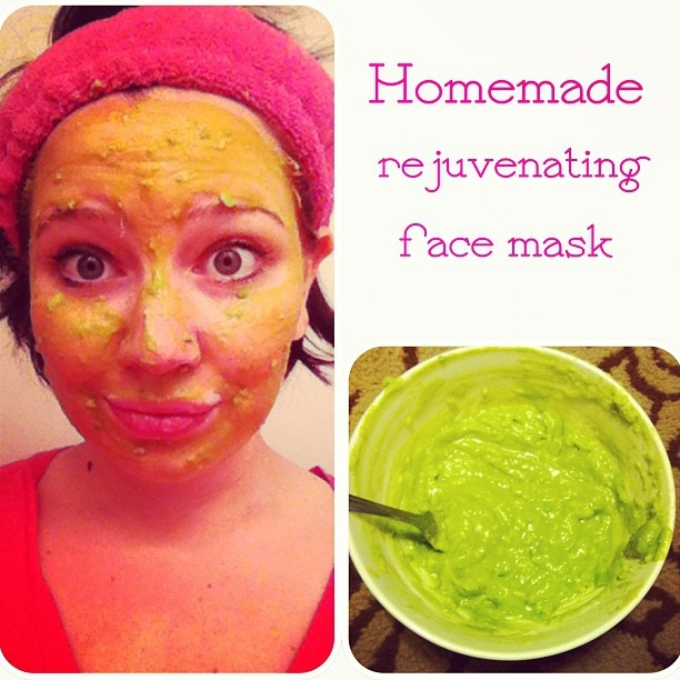 natural face masks on pinterest avocado face mask banana face mask avocado face mask just fun. Black Bedroom Furniture Sets. Home Design Ideas
