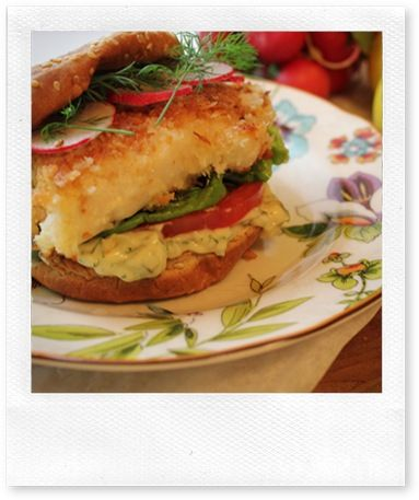 sauce fried fish sandwiches with creamy slaw and tartar sauce fried ...