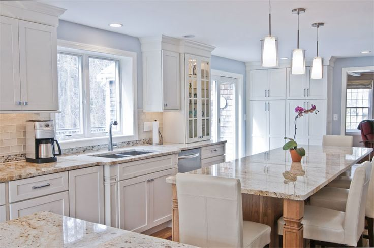 white kitchen island instead of table kitchen pinterest 7 ways to let your kitchen island wine and dine you