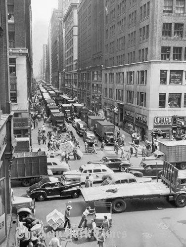 New York 1950