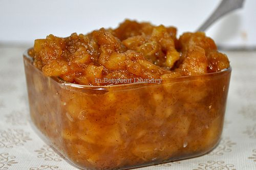 Homemade Applesauce | Fruit Fabulous | Pinterest