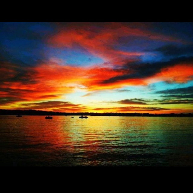 Beautiful Sunset - Lake Havasu City, AZ | Lake Havasu ...