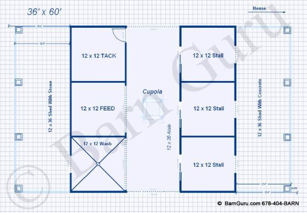 3 horse barn plans the image kid has it for 8 stall barn plans