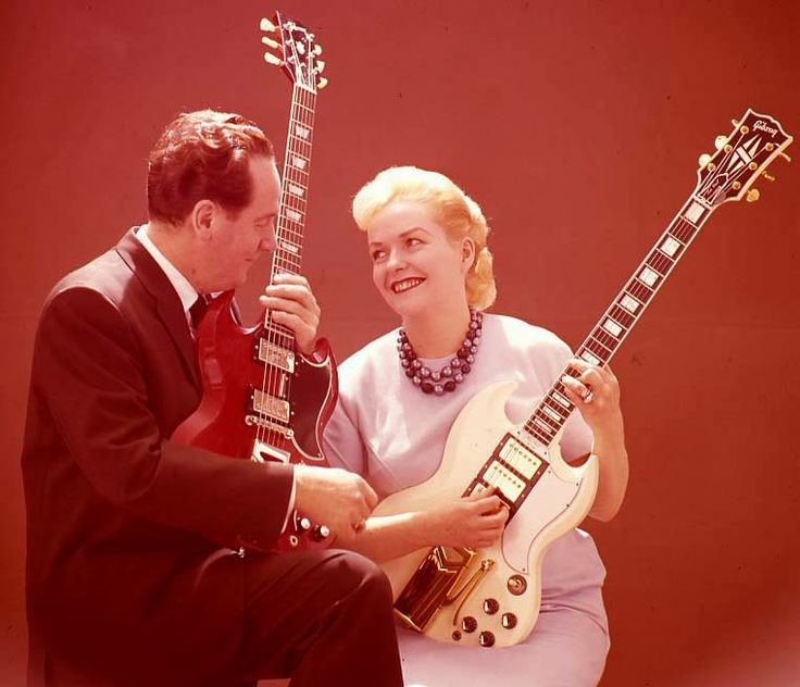 les paul and mary ford awesome pinterest. Cars Review. Best American Auto & Cars Review