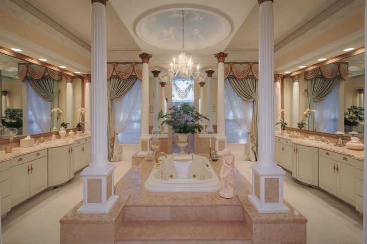 beautiful master bathroom bathrooms pinterest
