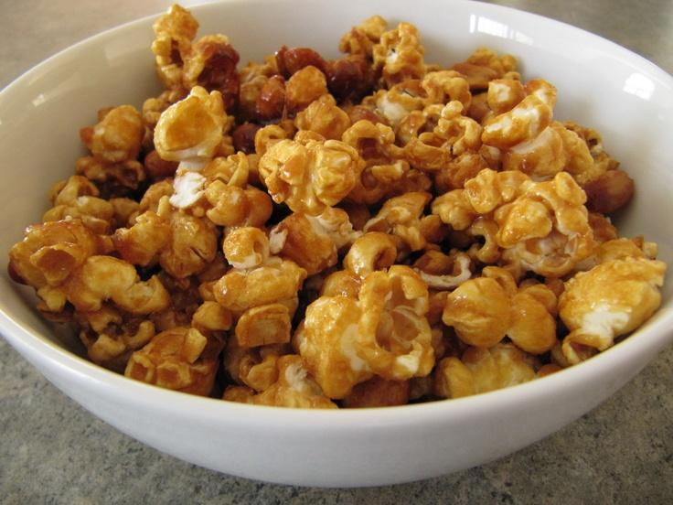 Homemade Cracker Jack | Recipe