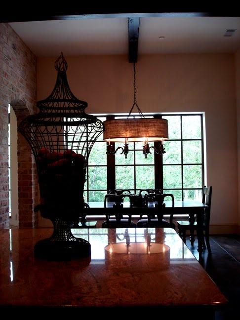 Wonderful chandelier.