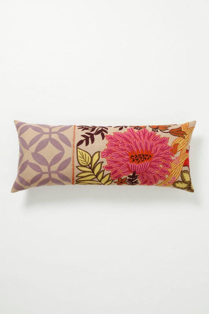 dianthus tile pillow fabric pinterest. Black Bedroom Furniture Sets. Home Design Ideas