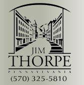 Jim Thorpe, PA logo