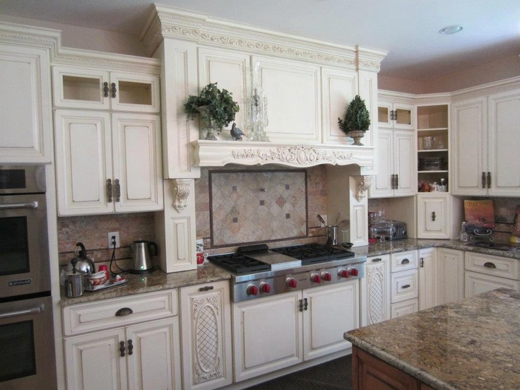 Beautiful Painted Kitchen CWP Cabinets Great Kitchens Pinterest