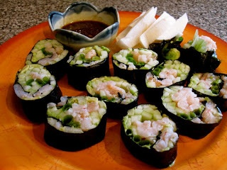 Riceless, Soy-Free Sushi | Asian Food | Pinterest
