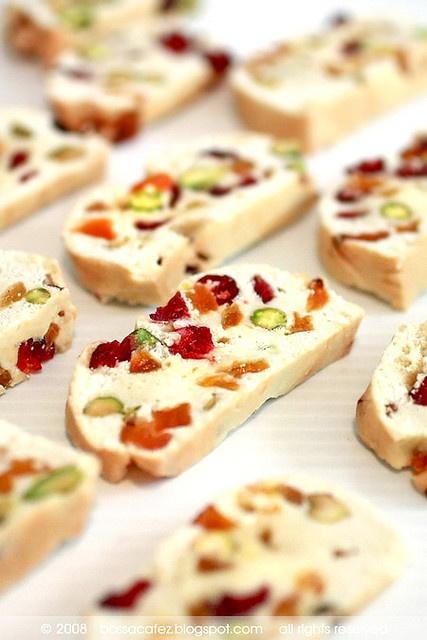 Pistachio, Cranberry & Apricot Biscotti   Appetizers   Pinterest