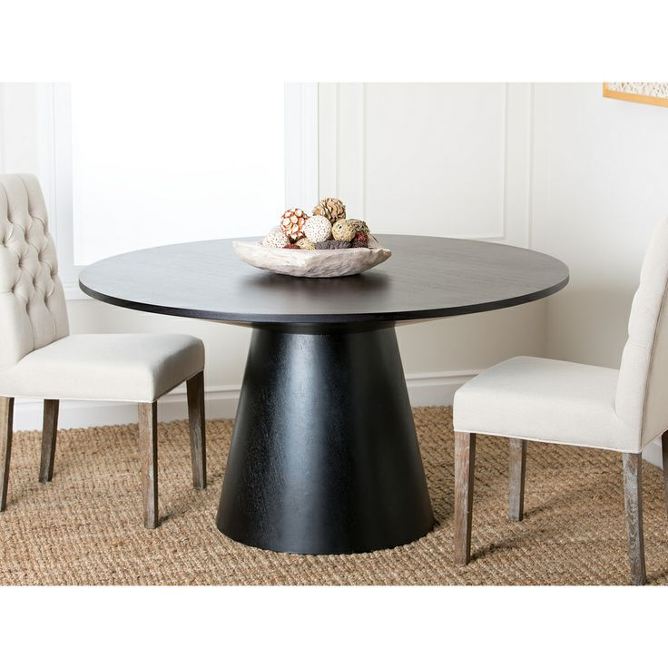 Living Sienna Round Dining Table 899 Table Only