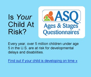 ages and stages questionnaire Learn about ages & stages questionnaires® (asq), the parent-completed developmental and social-emotional screeners professionals trust to pinpoint delays as early as.