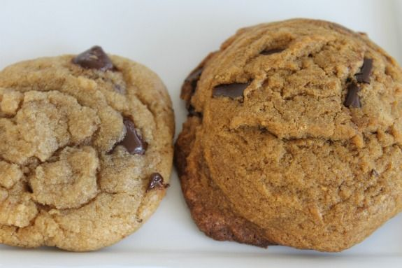 Crispy Chewy Chocolate Chip Cookies, Chocolate Chip Molasses Cookies ...