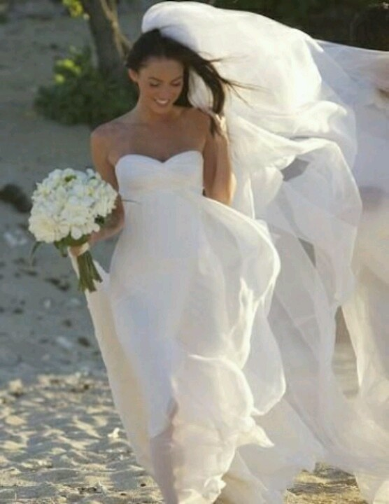 The most beautiful bride