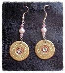 12 Gauge Drop earrings at Oh Shoot!!