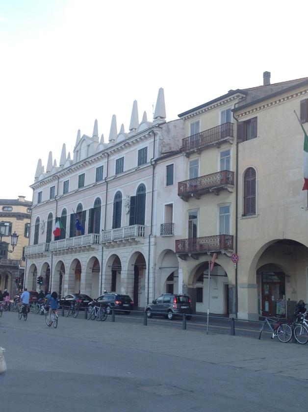 Circolo Ufficiali - Palazzo Zacco in Prato della Valle - Padova
