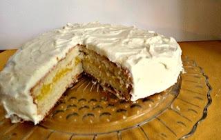 Triple Lemon Layer Cake | Cakes | Pinterest
