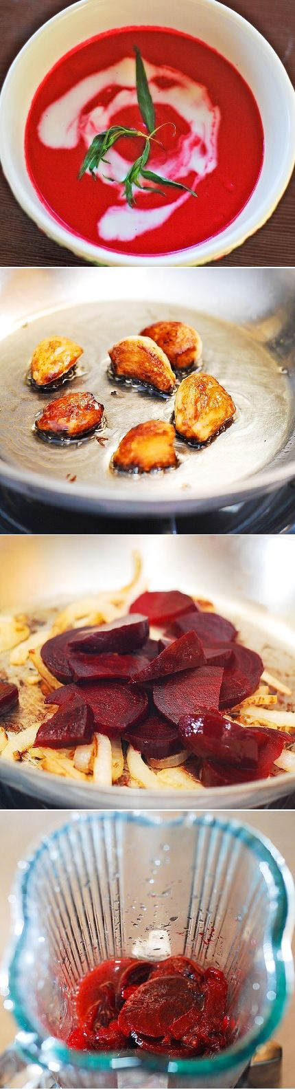 Roasted Garlic And Beet Soup Recipes — Dishmaps