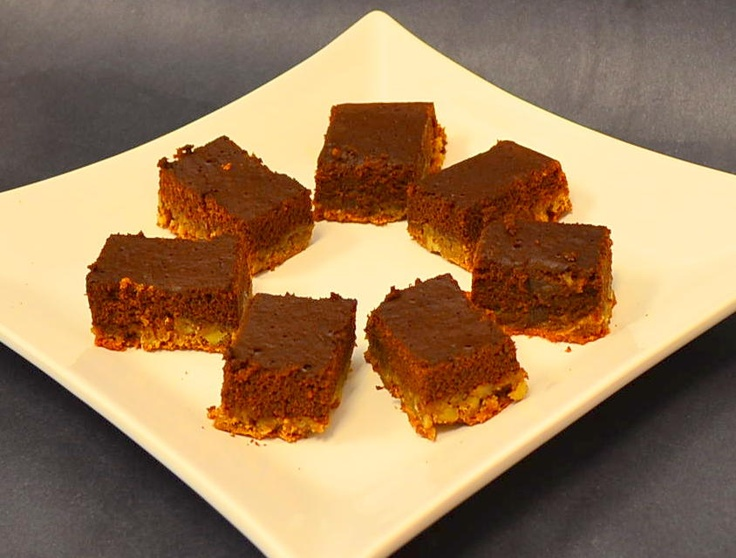 Black & Tan Brownies | Hometown Recipes | Pinterest