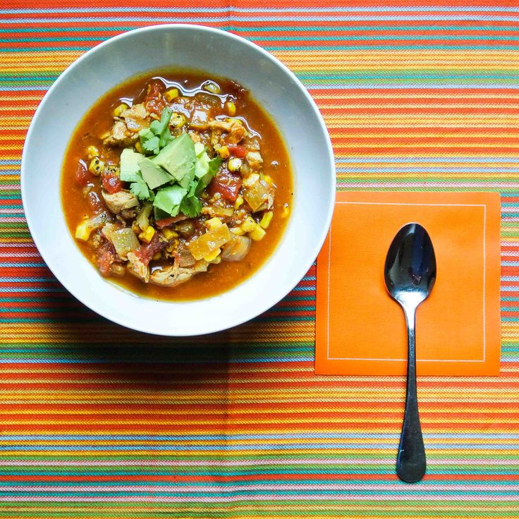 Chicken Tortilla Soup | Yummy Food | Pinterest