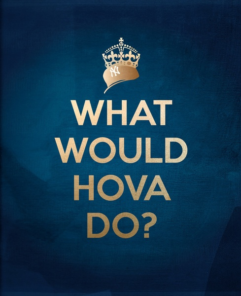 before you do anything, what would hova do? -- He would dust them ... Hova
