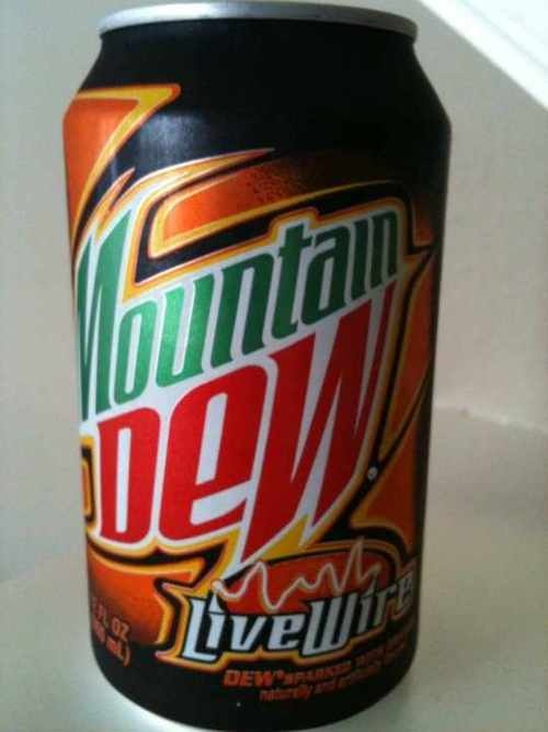 Mountain Dew LiveWire | DEW!! | Pinterest