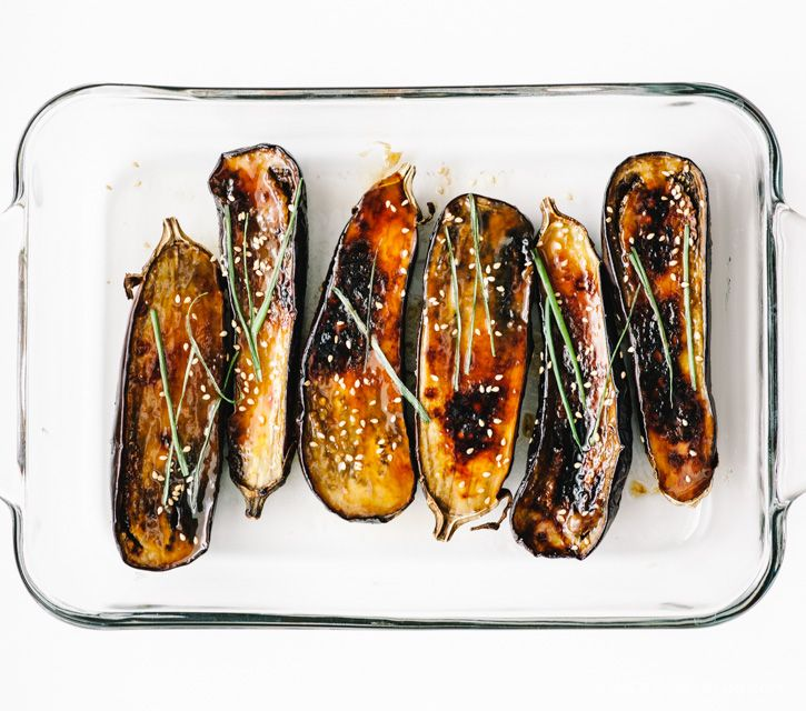 Stuffed Miso Eggplant Recipes — Dishmaps