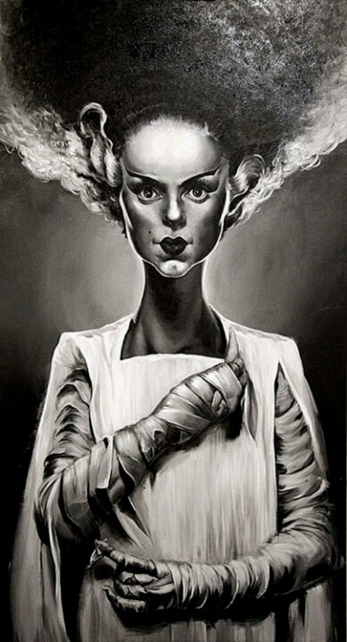 Bride of FrankensteinBride Of Frankenstein Actress