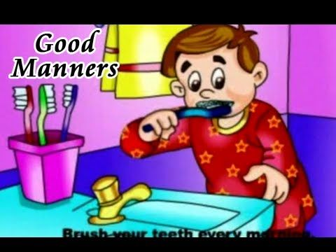 Watch How to Have Good Table Manners video