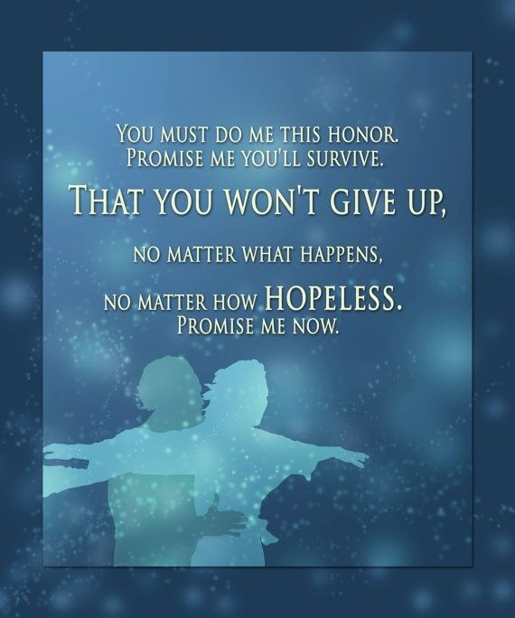 Never Let Go Titanic Quote: Titanic A Womans Heart Quotes. QuotesGram