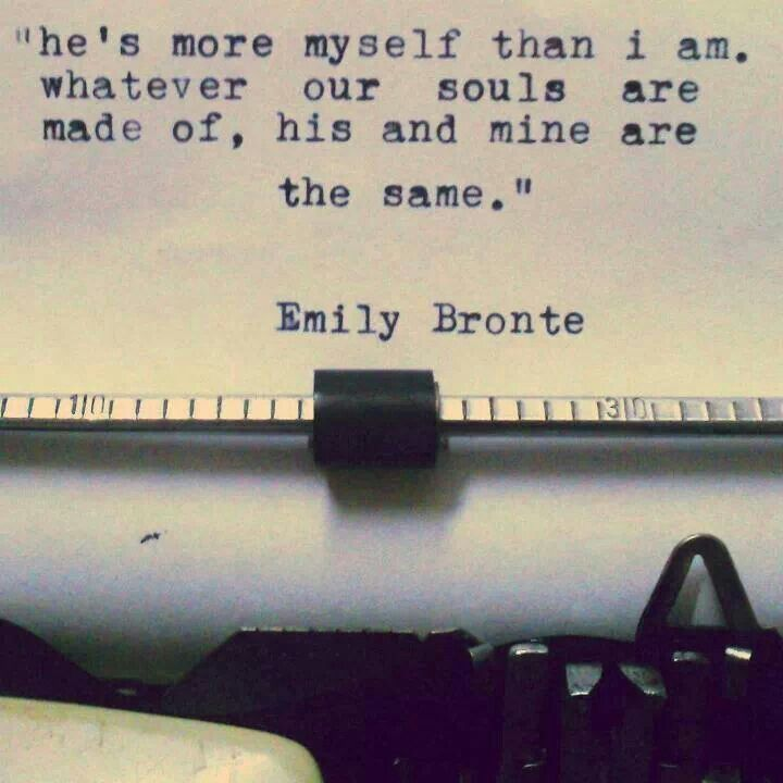 emily bronte quotes messages of love pinterest