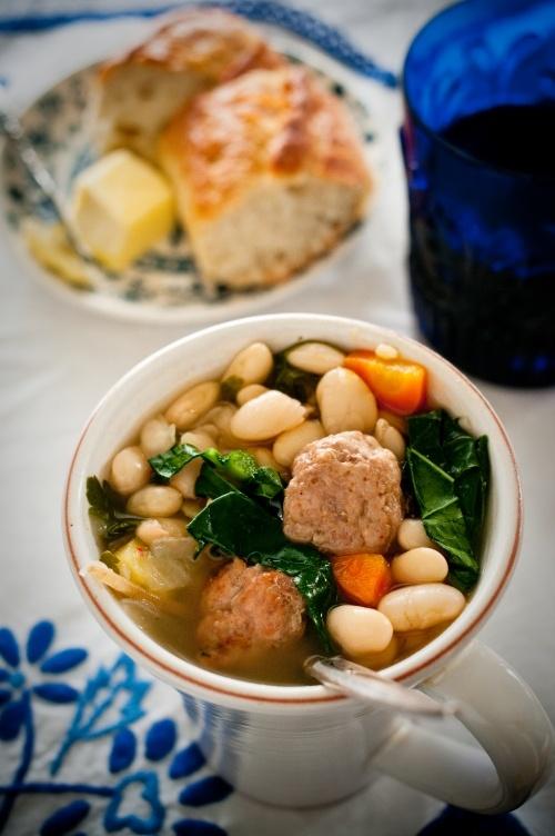 Portuguese Kale Soup | Soups, stews, etc. | Pinterest